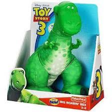 toy story rex ebay