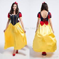 Snow White Halloween Costume Women Princess Snow White Costume Halloween Costumes Women Fantasia