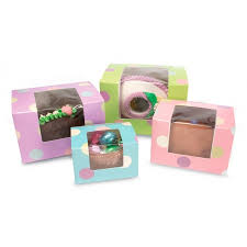 polka dot boxes easter egg chocolate mould boxes in polka dot colors box wrap