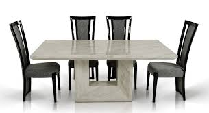 Modern Square Wood Dining Table Modern Square Dining Table For 8 Home Furniture
