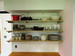 Open Kitchen Shelving Ideas Stunning Kitchen Shelving Ideas In Home Renovation Ideas With