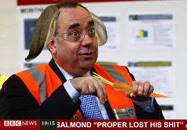 Alex Salmond Meme - alex salmond questionable time