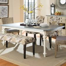 matisse antique white dining table with galvanized metal top for matisse antique white dining table with galvanized metal top