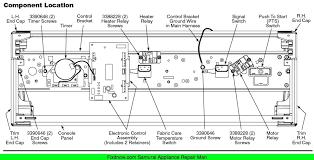 whirlpool washing machine wiring diagrams efcaviation com