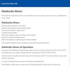 nearest starbucks to my location starbucksnearme restaurants
