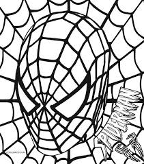 printable 14 spiderman logo coloring pages 8987 spider man