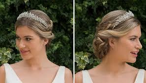 bridal headwear six types of bridal headwear princess tiara