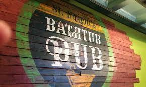 Bathtub Bars Bathtub Pub Downtown Detroit Bars