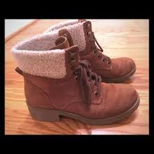 womens hiking boots target shoes combat moto boots on poshmark