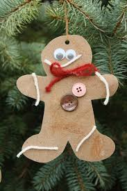 scented sandpaper gingerbread ornaments happy hooligans