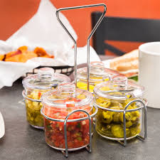 kitchen utensils design decor chic condiment caddy for kitchen and dining design with