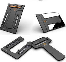 home decor credit cards carzor pocket razor credit card size gift novelty pr 008
