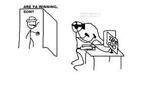U Win Meme - are ya winning son know your meme