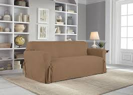 target black friday serta amazon com serta relaxed fit smooth suede furniture slipcover for