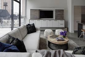Home Design Center Chicago Lg Interiors Design A Stylish Chic Penthouse In The Epi Center Of