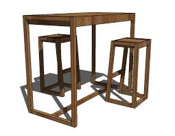 bar height table and bar stools furniture patio bar table and
