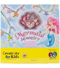 mermaid jewelry kit joann