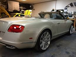 bentley wrapped paint protection film ppf avi boston safi barqawi