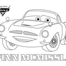 lightening mcqueen cars 2 coloring pages hellokids com
