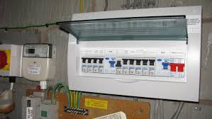 installing a consumer unit on wiring a consumer