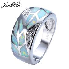 aliexpress buy new arrival fashion rings for men aliexpress buy junxin top quality new white opal rings for