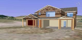Home Design Using Google Sketchup by How To Use Google Earth And Sketchitup To Visualize A New House