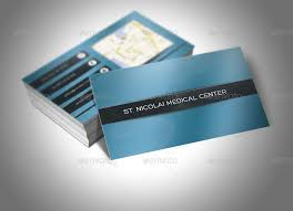 Medical Business Card Design Hospital Business Card Templates Free U0026 Premium Creative Template