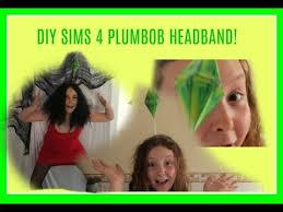 plumbob headband diy sims 4 plumbob headband sims costume sims diy