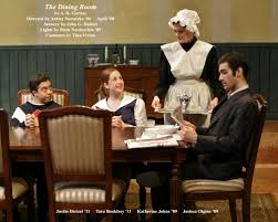 The Dining Room Ar Gurney The Dining Room Theatre Alma College