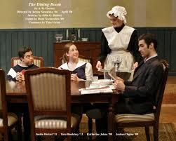 the dining room theatre alma college