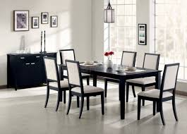 black and white dining room ideas unique ideas black dining table bench designs great dining room