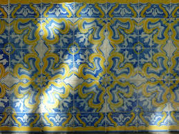 Portuguese Tiles Kitchen - traditional tiles from lisboa joana miranda studio