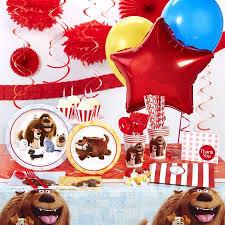 Walmart Valentine Decorations Secret Life Of Pets Theme Walmart Com