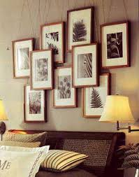 Picture Frame Hanging Ideas Look Layered Frames Hanging Photos Hang Pictures And Hang Photos