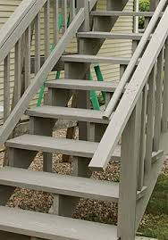 Sliding Down A Banister Make An Old Deck Safe Fine Homebuilding