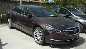 2015 Buick Grand National And Gnx Buick Lacrosse Wikipedia