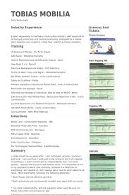 Virtual Assistant Resume Sample by Trades Resume Samples Visualcv Resume Samples Database