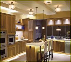Kitchen Ceiling Light Fixtures Fluorescent Kitchen Light Fixtures To Replace Fluorescent Home Design Ideas