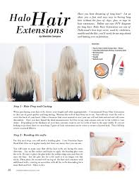 How To Use Remy Clip In Hair Extensions by Beauty Halo Hair Extensions U2013 Composure Magazine