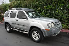 nissan xterra silver used 2004 nissan xterra xe at city cars warehouse inc