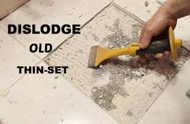 how to replace a cracked tile home repair tutor