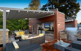 Outdoor Areas by Best Of Techome Outdoor Entertainment And Kitchens Techome Builder