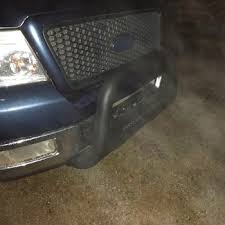 2004 f150 fog lights rough country black bull bar w led light bar for 04 18 ford f 150