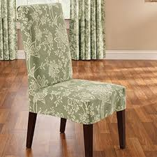 High Back Dining Chair Slipcovers Surefit Verona Dining Chair Slipcover In Beyond The