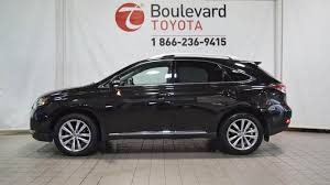 gray lexus rx 350 used 2015 lexus rx 350 awd cuir nav for sale in québec