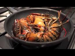 comment cuisiner un omar formation homard à l armoricaine par philippe meyers