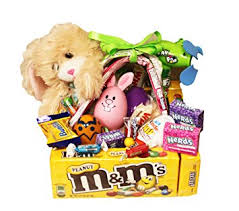 pre made easter baskets for adults premade easter candy basket for kids and adults