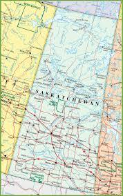 Canada Map With Provinces by Saskatchewan Maps Canada Maps Of Saskatchewan Sask Sk