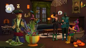 the sims 4 spooky stuff for pc mac origin