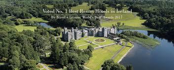 5 star hotels ireland castle hotels ireland ashford castle